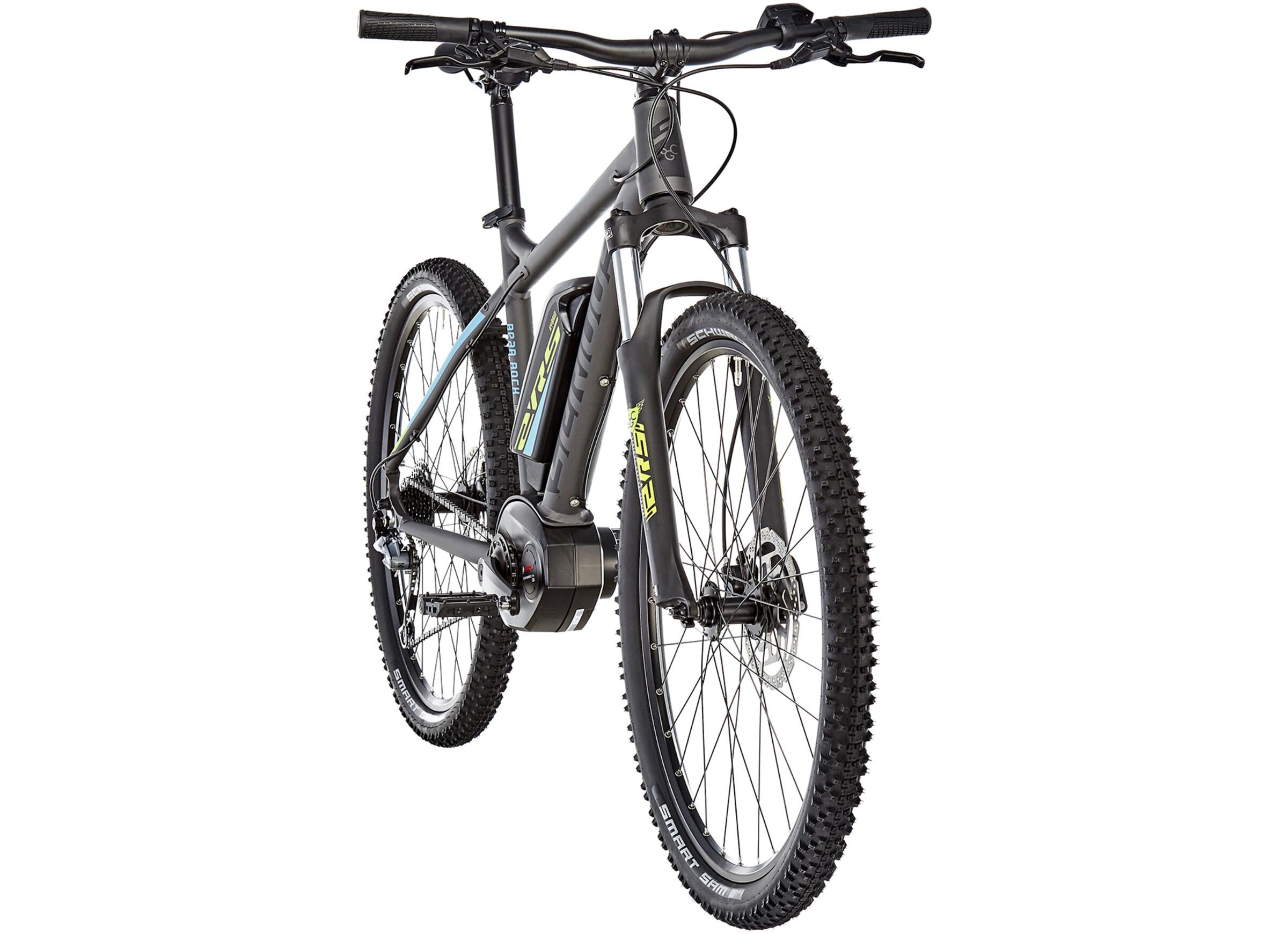 Serious Bear Rock Power E-mountainbike 27,5 sort | Find cykeltilbehør på nettet | Bikester.dk